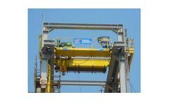Atex - Explosion Proof Cranes