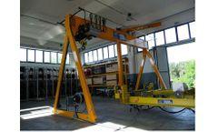 ETS - Double Girder Gantry Crane