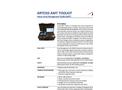 Artesis - Model AMT - Toolkit Brochure