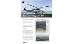 Semco - Bird Deterrent System Brochure