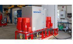 Semco - High Pressure Water Mist System