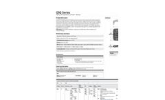 Model OSQ - Area Outdoor LED Lighting Brochure