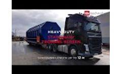 New Big Trommel Screen (TSS) Video
