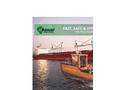 Gobbler - Model 290 OSRV - Oil Recovery Vessel Boats Brochure