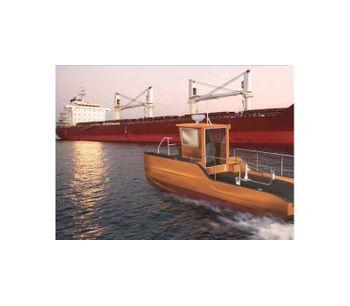 Gobbler - Model 290 OSRV - Oil Recovery Vessel Boats