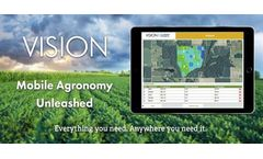 CDMS - Version Vision - Mobile Crop Planning Solution