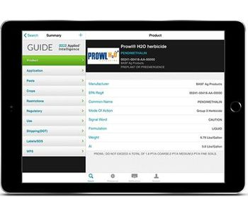 CDMS - Version Guide - Mobile Crop Protection Solution