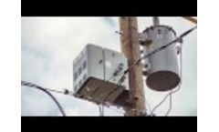 Gridco Systems In-line Power Regulator IPR for Distribution Grids: Features, Benefits & Applications Video