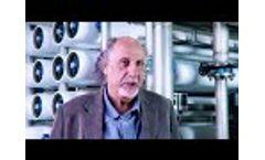Brackish Water Reverse Osmosis Desalination - Video