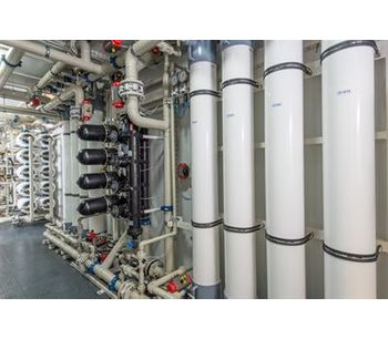 Water & wastewater treatment solutions for municipal industry - Water and Wastewater - Water Treatment-4