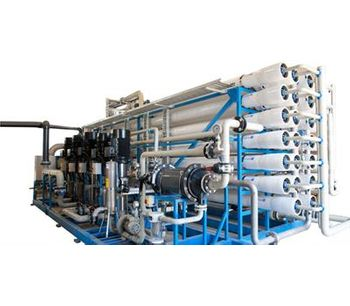 Water & wastewater treatment solutions for commercial industry - Water and Wastewater-1