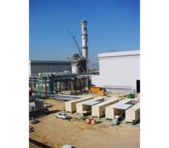 Water treatment solutiions for power industry - Energy-2