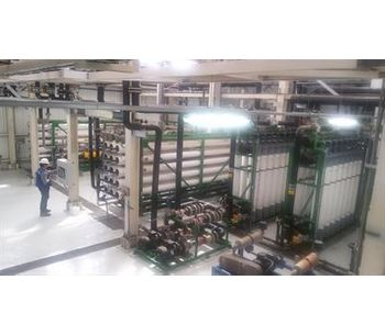 Water treatment solutiions for power industry - Energy-3