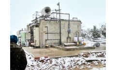Rural Wastewater Treatment with SUBRE Greenfield, China