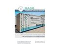 Membrane Aerated Biofilm Reactors (MABR) - Brochure