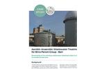 Aerobic-Anaerobic treatment plant for Birra Peroni Group