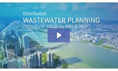 Distributed Wastewater Treatment