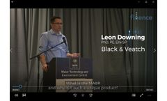 The MABR technology background and future presented by Leon Downing, PhD, PE, Env SP.