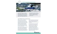 Fluence - Freshwater Aeration System - Brochure