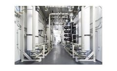 Fluence NIROBOX™ - Model BW - Containerized Brackish Water Desalination Plant