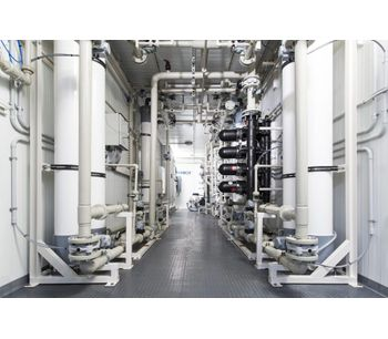 Containerized Brackish Water Desalination Plant-0