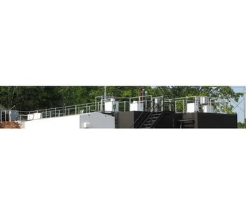 Fluence - Model Tipton Series - Package Wastewater Treatment Plants