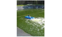Aqua Tornado - Surface Aspirating Aerator