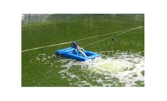 Fluence Aqua Tornado - Surface Aspirating Aerator