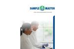 Sample Master - Total Data Management Solution Software - Brochure