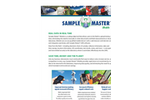 Sample Master - Version iMobile - Laboratory Analysis Software Brochure