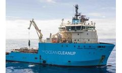 Drones for Environmental Protection: Oceans Unmanned and the Ocean Cleanup Join Forces