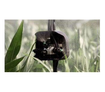 360 Undercover - Multi Directional Spray Nozzles