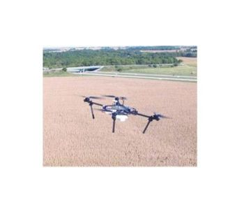 Crop Copter - Model EZ Health - NDVI Capable System