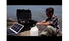 Making Drinkable Water from Any Source with the Aquifer - Video