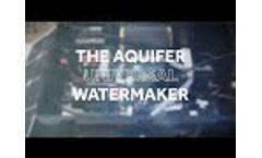 Spectra Watermakers Aquifer Universal Watermaker - Video