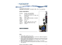 Survivor - Model 06 - Desalinator Watermakers Brochure