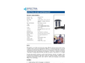 Model LB 400 - Reverse Osmosis Watermakers Sheet
