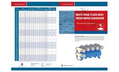 PBS Distiller (on-shore) - Brochure