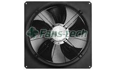 Fans-tech - Model AS800F5-AKT-00 - Axial Fan