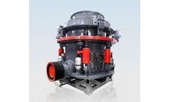 Model HPT Series - Multi-cylinder Hydraulic Cone Crusher