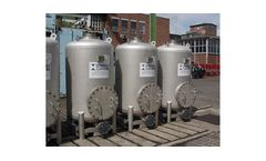 Donau - Gas Phase Adsorbers