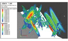 3DEC - Version 7.0 - Three-Dimensional Numerical Geotechnical Software