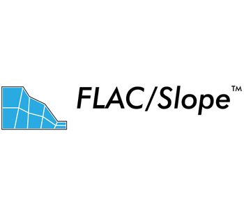 FLAC/Slope - Version 8.1 - Graphical Interface Software