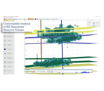 Microseismic Processing, Analysis and Visualisation for Reservoir Monitoring Software-2