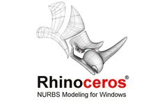 Rhinoceros - Solid Modeling Tool for Designers and Engineers