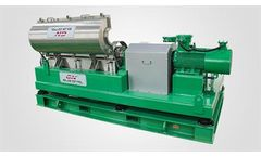 GN-Separation - Model GN-ED - Environmental & Wastewater Decanter Centrifuge