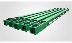 GN-Separation - U-Type Screw Conveyor