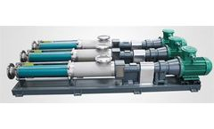 GN-Separation - Progressive Cavity Pump