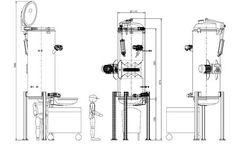 RDD - Model 2000 - Medical Waste Treatment System