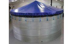 Model Oxfam - Steel Water Storage Tanks